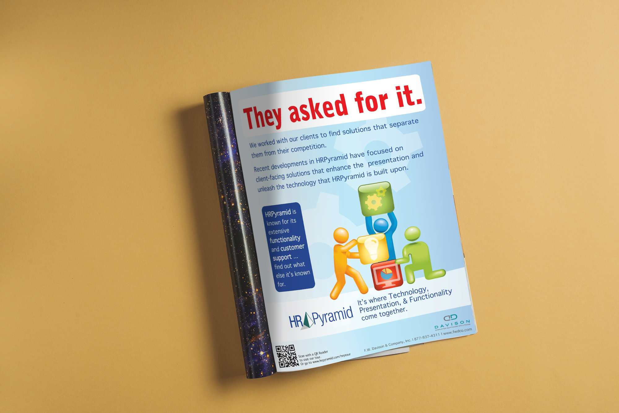 Print   Magazine Ad