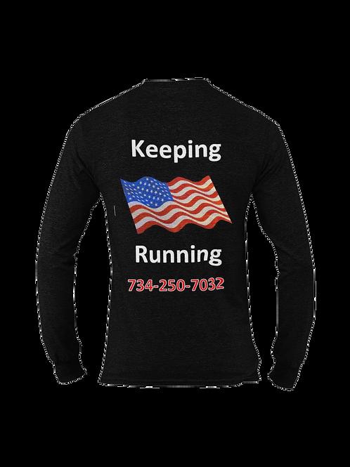 Keeping America Running Long Sleeves