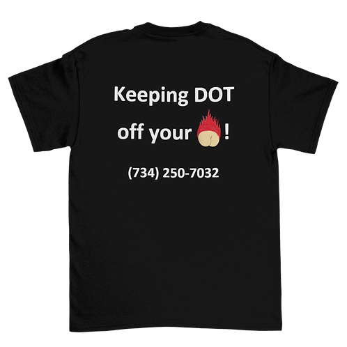 Keeping DOT off your *** !