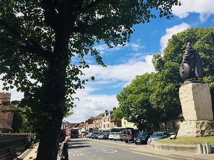 Winchester Street Scene