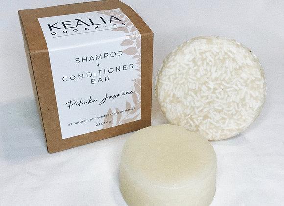 shampoo + conditioner bar SETS