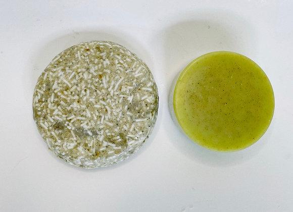 collie herbs shampoo + conditioner