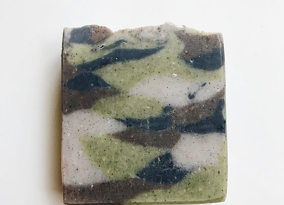 unscented hunting soap