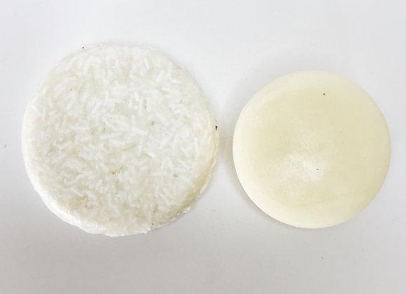 jasmine shampoo + conditioner