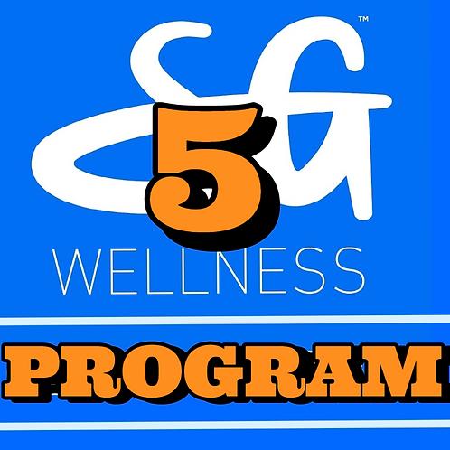 THE S.G. WINTER WELLNESS PROGRAM