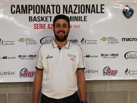 Parola a Coach Andreoli!