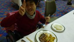 マキノグランドパークホテルへお食事会!