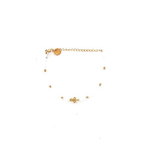 turtle bracelet gold