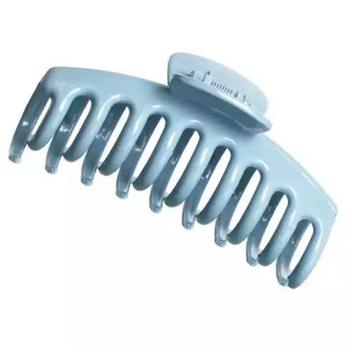Hair clip blue