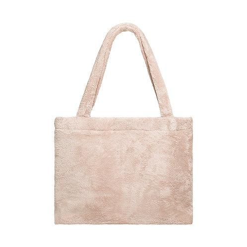 Soft bag beige