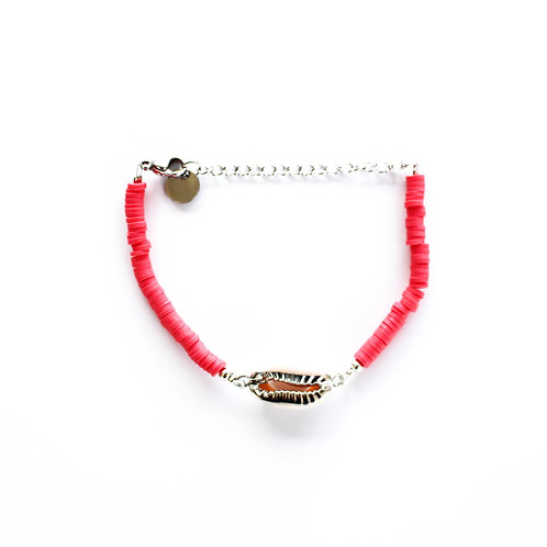 kauri bracelet multi colors