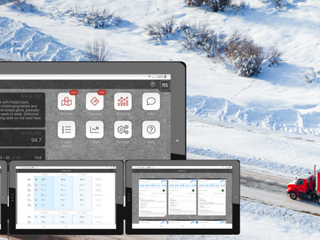 SmartCruise & SmartIdle: Incentivizing Safe Driving in the Winter Months