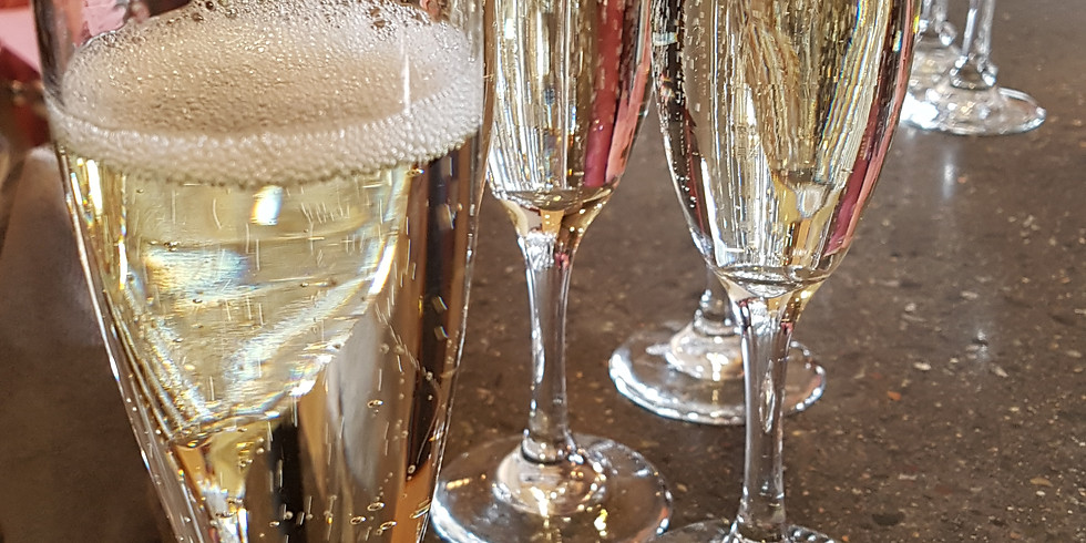 Into the Bubbles: New Year's Eve