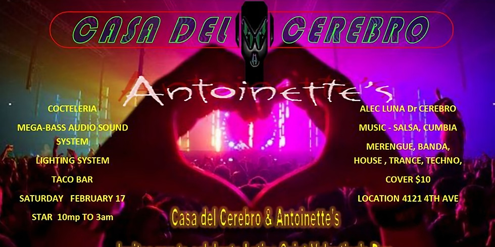 Latino Saint Valentine's Day Party
