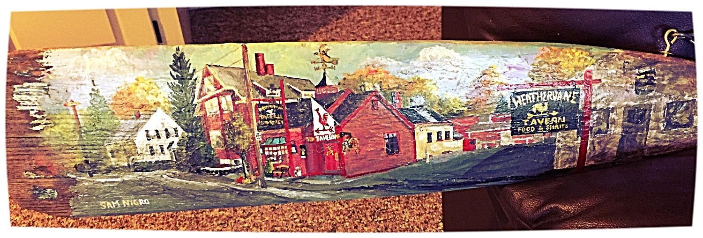 The Weathervane Tavern