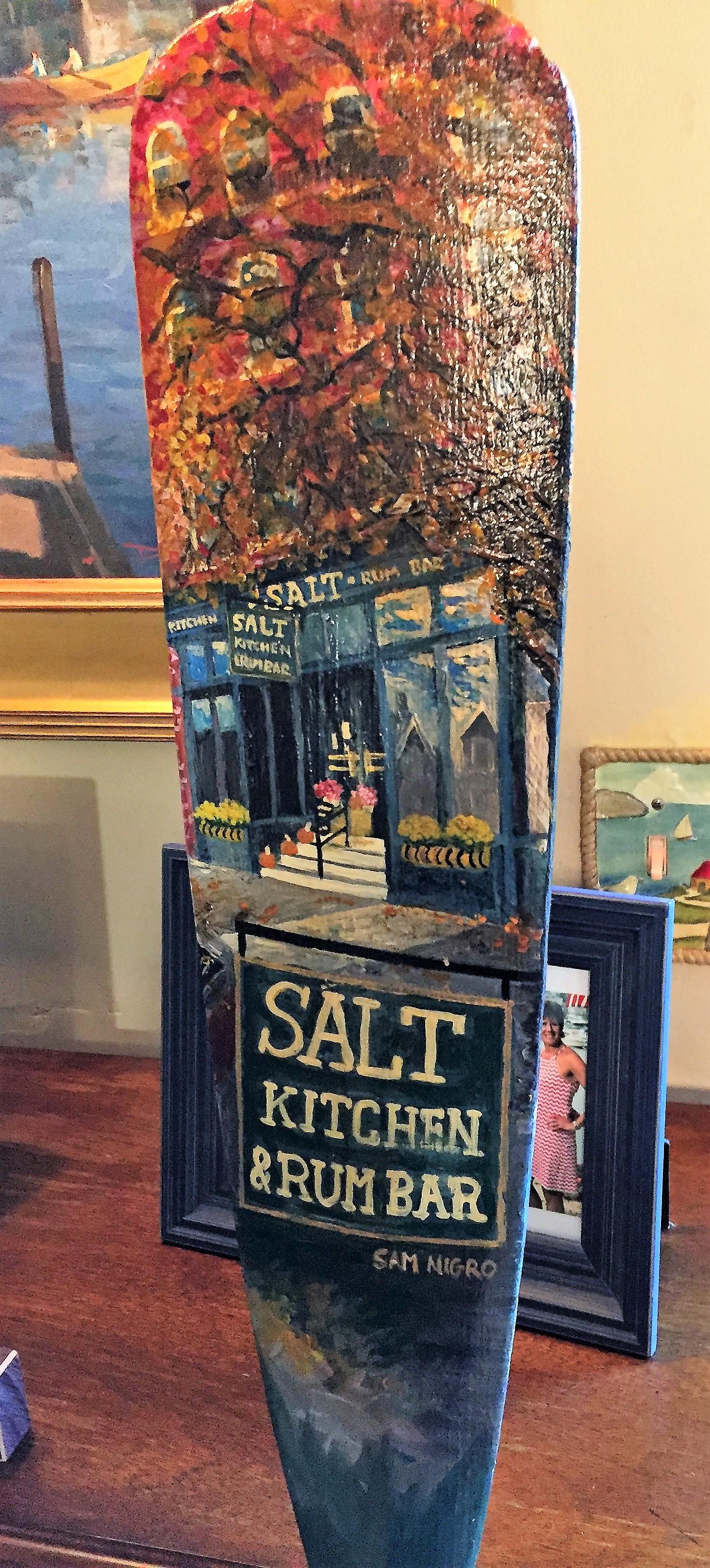 Salt Kitchen & Rum Bar