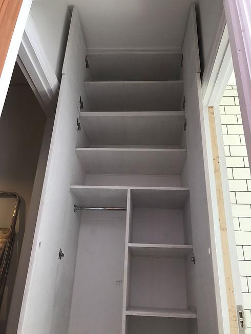 Bespoke Built in Cupboard