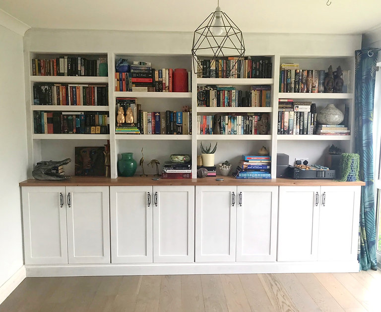 Bespoke fitted furniture and wardrobes
