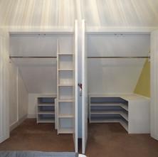Alcove Storage