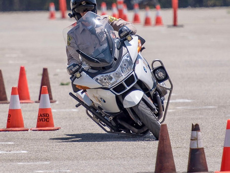 Learn to Ride Like a Professional California Motorcycle Officer