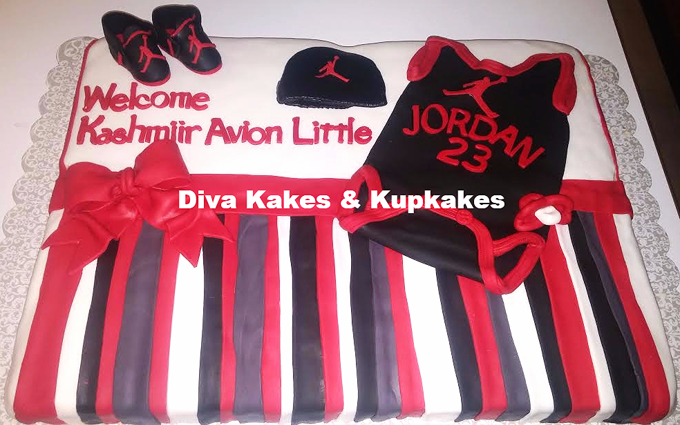 Full sheet MJ baby shower