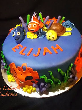 nemo and friends baby shower cake.jpg