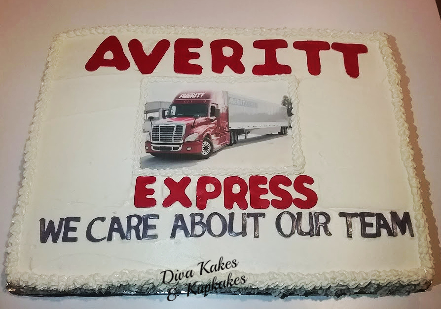 Averitt Express Full Sheet Cake