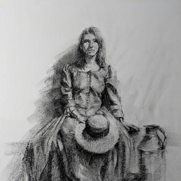 The Milkmaid