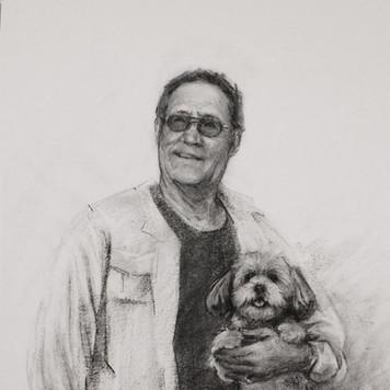 Mr. Cochran and Friend