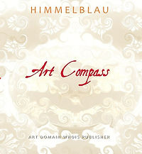 HIMMELBLAU ArtCompass, published by Art Domain Whois Publisher