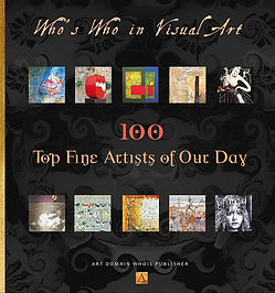 Who's Who in Visual Art, most superb and prestigious artist encyclopedia