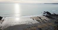 Treveague Campsite Hemmick Beach
