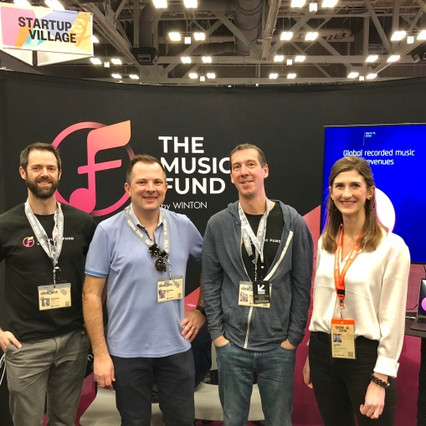 MUSIC FUND offers artists up-front cash for a portion of their royalty income.