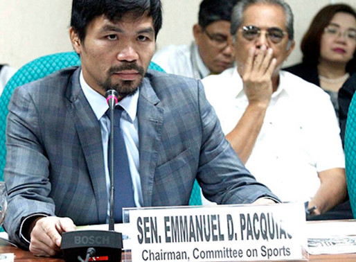 Boxer Manny Pacquiao Built 1,000 Homes For The Poor In His Home Country