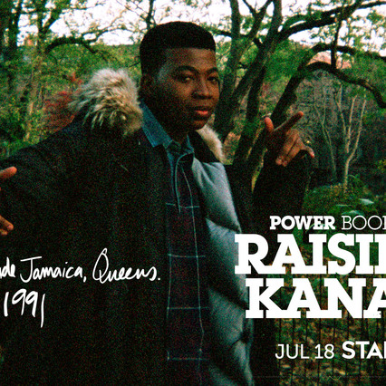 """""""POWER BOOK III: RAISING KANAN"""" RETURNS WITH EPISODE 106 ON SUNDAY, AUGUST 29 AT 8PM ET/PT ON STARZ"""