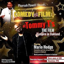 Pharoah Films Presents