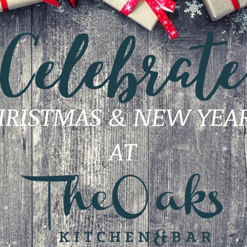 Christmas Eve and New Year's Eve Dinners