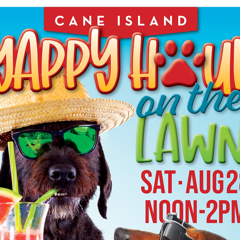 Yappy Hour with Drink and Rib Plate Specials