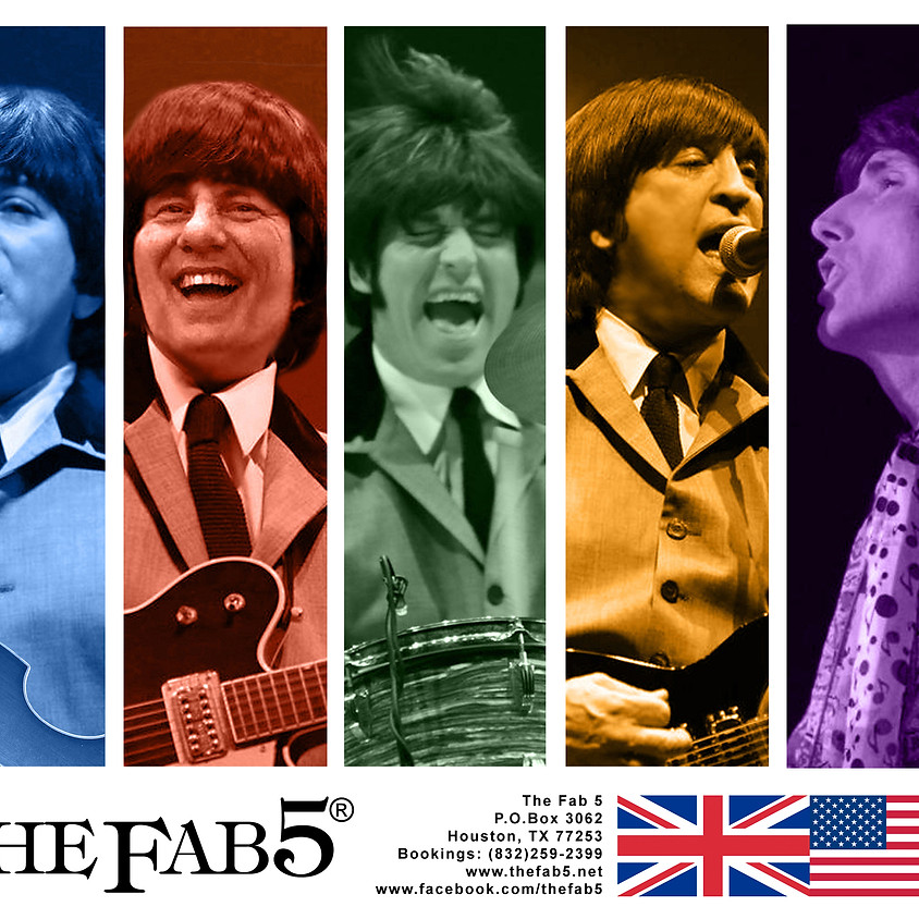 The Fab 5 - 60s Tribute Band