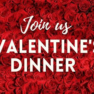 Valentine S Dinner At The Oaks The Oaks Kitchen