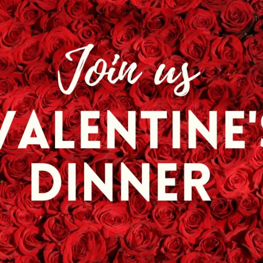 Valentine's Dinner at The Oaks
