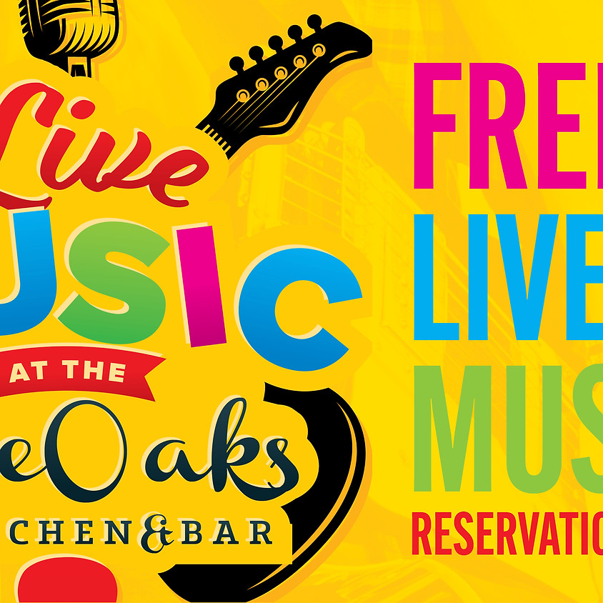 Live Music at The Oaks with Katie Katy!