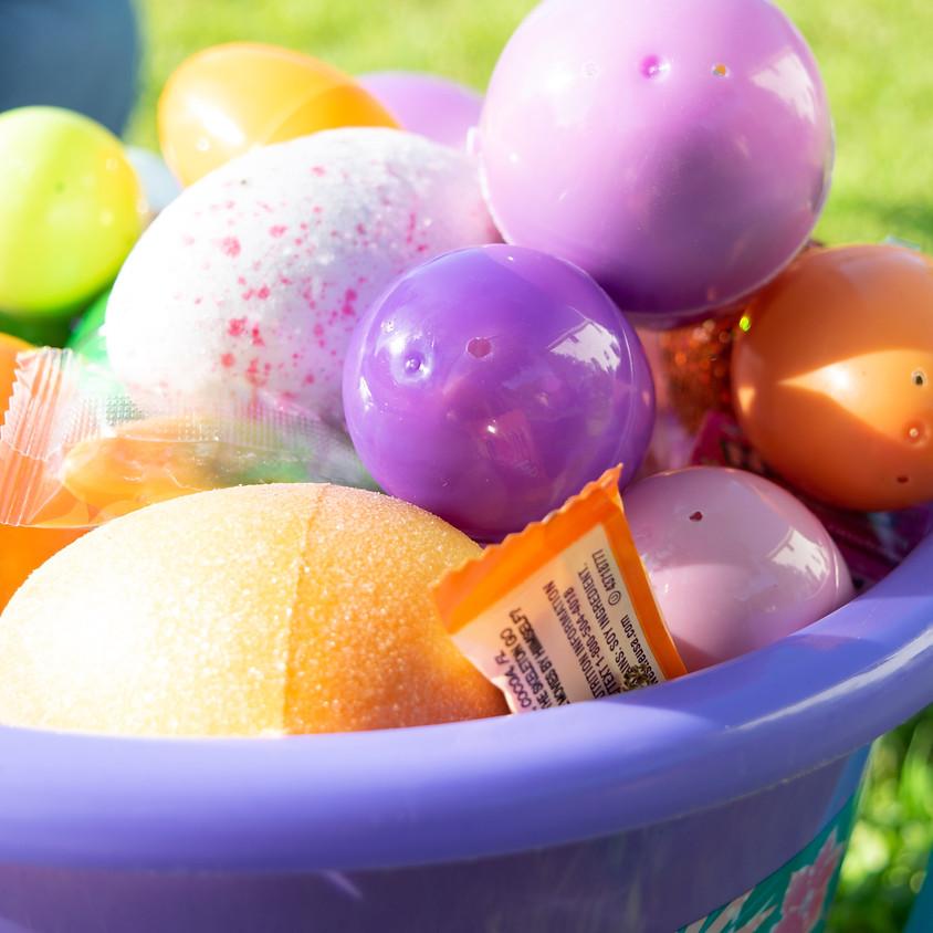 Easter Brunch + Egg Hunt at The Oaks