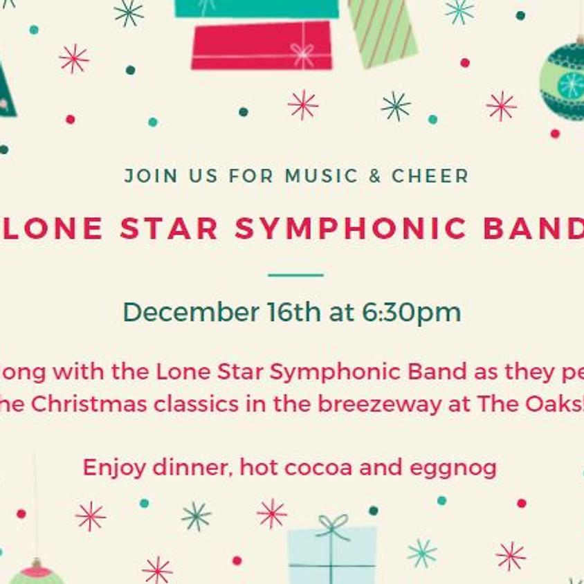 Christmas Carols by Lone Star Symphonic Band