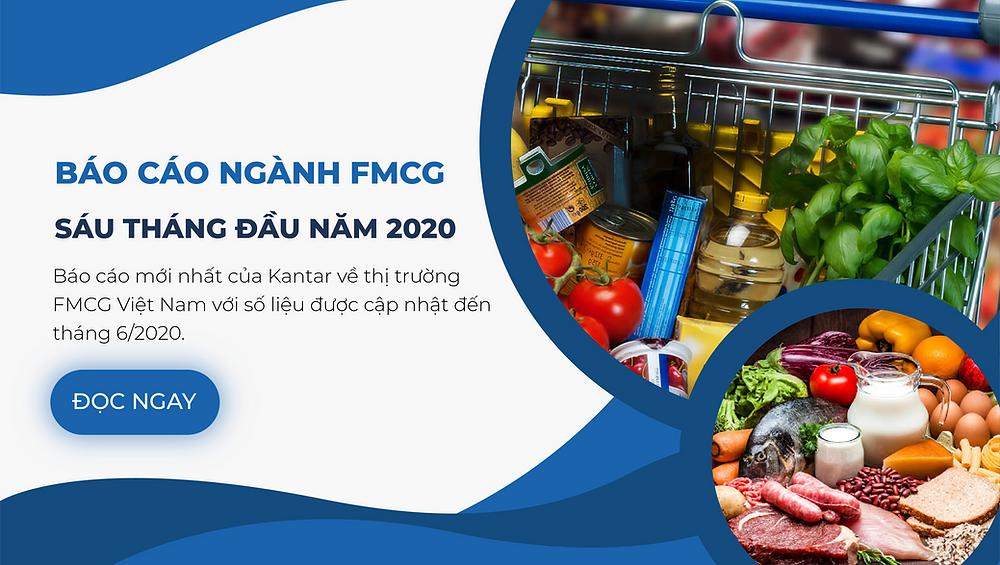 Báo Cáo Ngành FMCG Sáu Tháng Đầu Năm 2020
