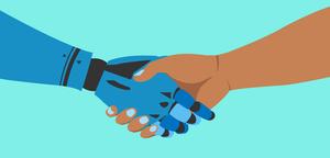 robot human teamwork