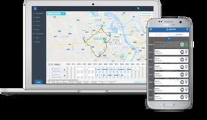abivin vroute logistics software