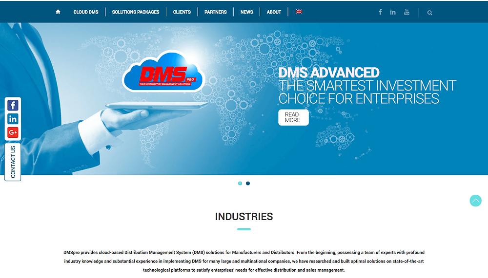 DMS Pro - Distribution Management System