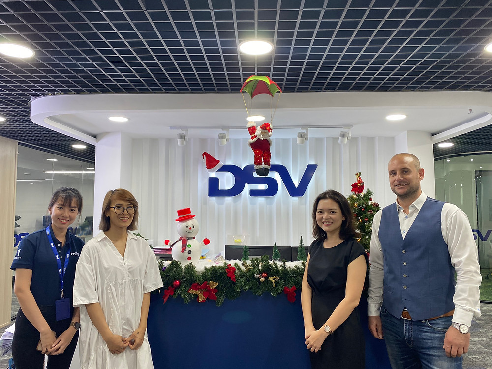 DSV and Abivin partner to digitise and optimise last-mile transport
