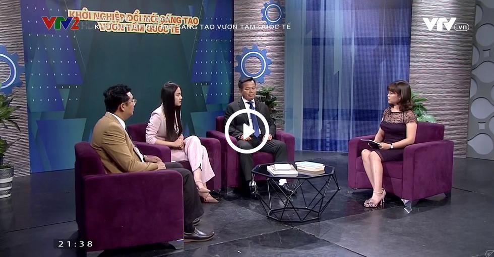 VTV2 | Giao lưu - Tọa đàm: Khởi nghiệp đổi mới sáng tạo vươn tầm quốc tế